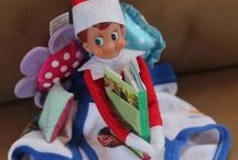 Elf on the Shelf ideas! / This is my new favorite tradition! I'm so excited to try these amazing ideas for my girls this year! For more on everything party, DIY inspiration and great deals, visit us at inspiredparties.weebly.com!