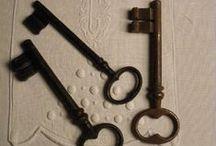 key ring / chaveiros / by Gigi Oki