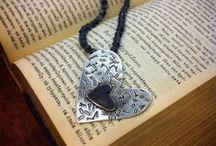 Necklace / Handmade 925 silver