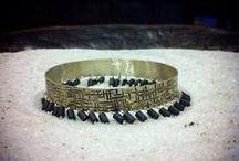 Bracelet / Handmade 925 silver