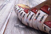 Lasts / Handmade wooden lasts