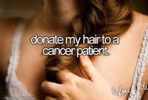 After I donate my hair (lob, long bob haircuts)