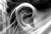 Scaffold / piercings