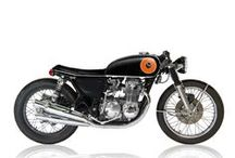 Motorcycles / Motorcycles, Cafe Racer, Motors
