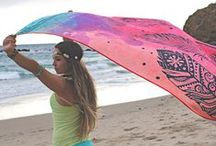 Yoga towels / non slip Yoga towels available on www.vagabond-goods.com
