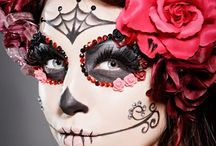 Day of the Dead Ball / Halloween 2015 inspiration