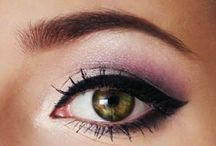Eye makeup / Beautiful eye makeups.