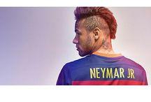 Neymar Jr. / World's best football player in my opinion! ⚽