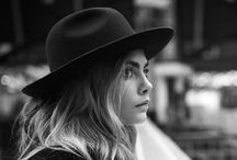 Cara Delevingne / One of the beautifulest models and actresses in my opinion.