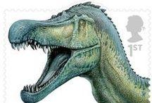 Dinosaurios y bichos prehistóricos