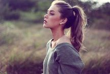 Cute hairstyles / Some cute hairstyles ❤