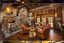 When I buy a cabin... / All kinds of goodies I'll want the magical day we buy a cabin!