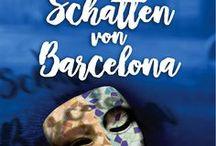 """""""Im Schatten von Barcelona"""" / Barcelona! Barcelona, eine wunderschöne Altstadt am Mttelmeer. Eine interessante Kombi aus Enstpannung, Shopping, Geschichte, Altstadt, Strand, Sonne und Meer. Hafen, Künstler, Gaukler, Park Guell, ... In diesem Mix, im Trubel der Menschen treffen unter anderem mexikanische Einwanderer und ein deutsches Touristenpaar aufeinander. Nicht nur einmal. Aus Entspannung wird Anspannung. Aus Ruhe am Strand wird Tumult auf dem Polizeirevier.  Die Suche nach dem Glück beschäftigt beide Seiten."""