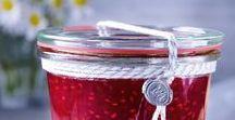 Glück im Glas - Marmeladen / DIY Marmeladen schmecken doch am Fruchtigsten! Tolle Rezepte und Tipps!