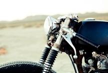 Two Wheels / by Wade Goodrich