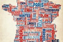 France & Everything French / by Anamaria Argandona