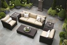 Outdoor spaces @ home