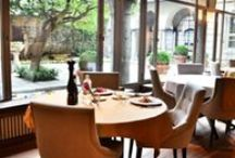 "Theoria Art Gallery & Restaurant, Como Italy 2013 / Restaurant "" i Tigli in Theoria"", Lounge Bar & Tea Room"