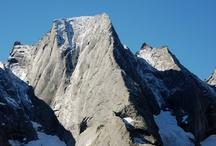 Badile, Cengalo, montagne
