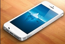 Design | Concept Apps / Concept for Smartphone Apps.