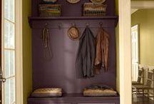 Flureinrichtung / Garderobe und Flur schön gestalten