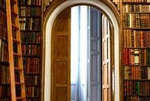 Bücherwände / Ideen und Anleitungen für Buchregale und Buchwände