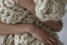 lana e lavori a maglia