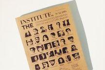 Institute, The Magazine / COMMUNICATION; BRANDING; DESIGN and CULTURE Magazine