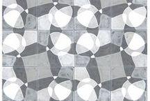 Romero Vallejo I Hydraulic cement tiles / Baldosas hidráulicas. Toledo.