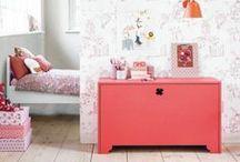 KIDS kleur: rood/roze / by DeesStyling
