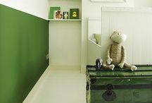 KIDS kleur: groen / by DeesStyling