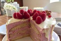 Backen Kuchen und Torten / Rezepte und Ideen