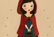 Red Riding Hood.