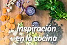 Inspiración en la cocina