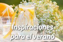 Inspiraciones para el verano / ¡Unas ideas dedicadas a los aficionados de vacaciones! ¡Déjate inspirar por Mission Wraps!