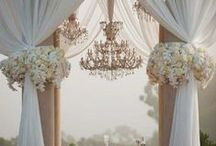 classic elegant weddings / ... with a bit of sparkle