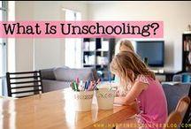 Unschooling - Apprentissages autonomes / Réflexion en cours sur le unschooling et les apprentissages autonomes