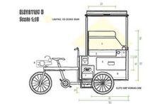 Carts project / 作りたい荷車の参考画像