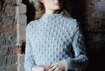 Stricken Pullover, Jacken, Kleider / Anleitungen und Ideen