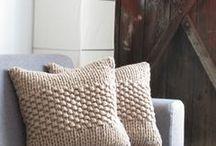 Stricken fürs Haus und verschiedene Ideen / Anleitungen und Ideen
