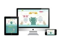 Ene-Due - illustrations / web design / posters