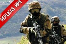 Réplicas Airsoft MP5 / Una obra de arte, el MP5 sólo puede ser de dos fabricantes. Heckler & Koch, el que fabrica el MP5 de fuego, o ICS, que fabrica el MP5 más realista, detallado y perfecto. Tanto, que no se sabe quién es la réplica de quién. ICS sólo fabrica réplicas auténticas, no imitaciones. Para experimentar el mundo del Airsoft al máximo, ICS es tu marca. #airsoft #réplicasairsoft #replicas-airsoft #mp5