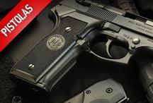Pistolas Airsoft / Selección de las mejores pistolas de gas de Airsoft. Todas las podrás encontrar en la mejor tienda de Airsoft de España, Réplicas Airsoft #AIRSOFT #pistolas