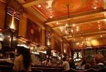 Bares e Cafetarias