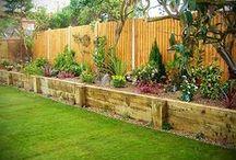 How about that garden?  / Garden, inspiration, flowers, plants etc