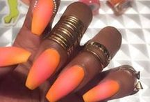 FLOSS GLOSS ON NAILS! / Swatches, Nail Art & Manicures by us & you!