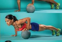 fitness: superhero time / by Kimma Parish