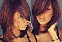 Luscious Locks / I AM TRYING TO LET MY HAIR GROW!!!!!!!!!!. / by ~Tara Nicole~