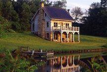 Dream Home / My 2nd biggest dream!  / by ~Tara Nicole~
