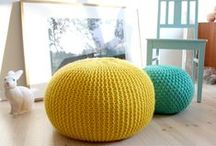 Cool Design // DIY Decor Projects / Awesome DIY projects that add a touch of WOW to your home!